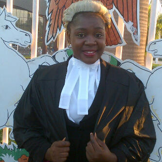 Congratulations Barrister Faith...