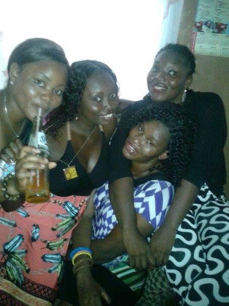 My girls...