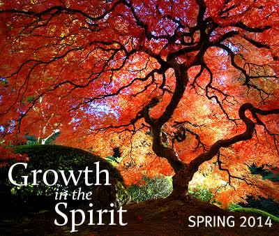 Spiritual Growth.