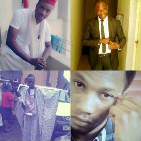 top L-Daniel, top R-Stanley, BL-Onome, BR-Seyi