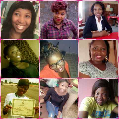 top-bottom-Tosin,Emu,Ufuoma,Oby,Deborah,Tracy,Bibi,Lilian,Tega