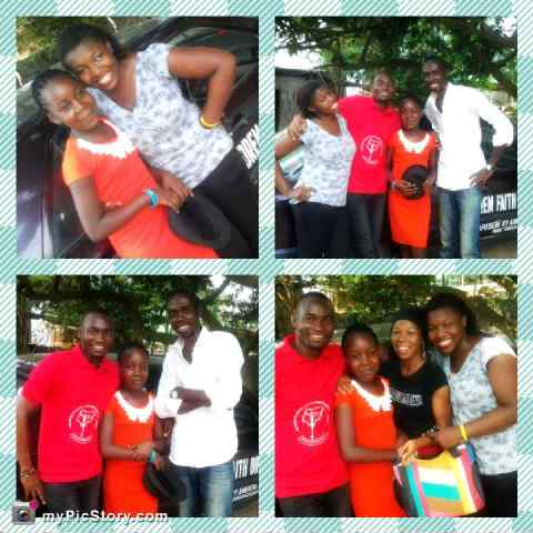 oya sorry Lily,Onome,Aaron,bt d only prson dat trips me hr is Victory,infact me lemme upload her pic