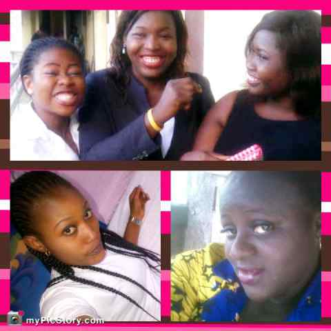 Top-Bisi and Tracy, BL-Efe, BR-Diamond