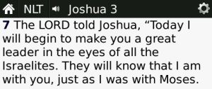 joshua great