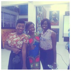 Sisi yemmie, I and yewande
